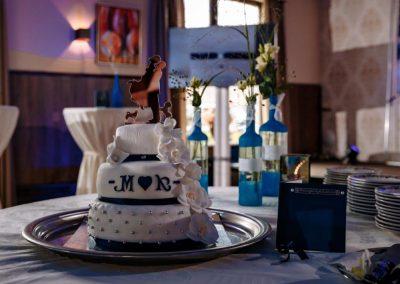 Sfeerimpressie bruiloft