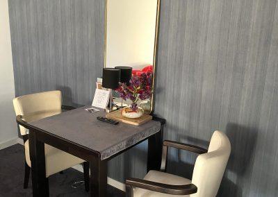 tafeltjes op de kamers